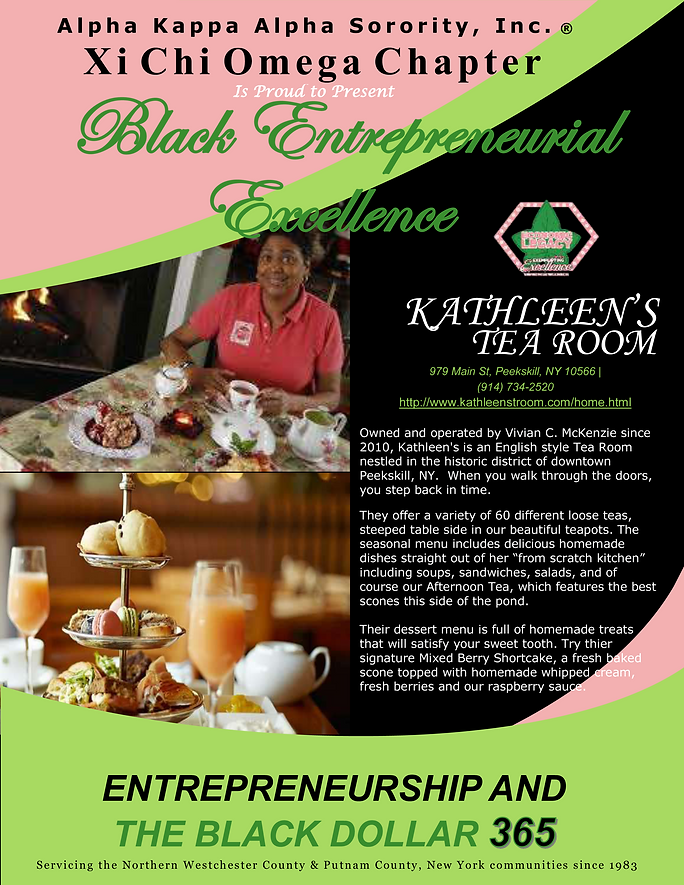 Black Entrepreneurial Excellence Spotlig