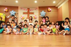 유치부 성경학교