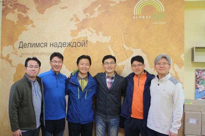 키르키즈스탄 단기선교