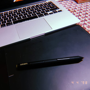 The ticking cursor