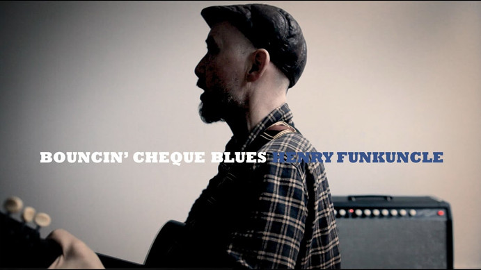 Bouncing Cheque Blues by Henry P. Funkuncle