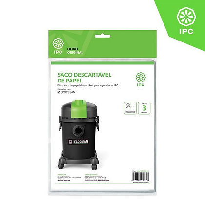Filtro Descartável Ecoclean 3 unidades