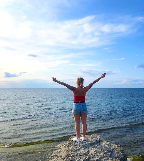 Frihet vid havet