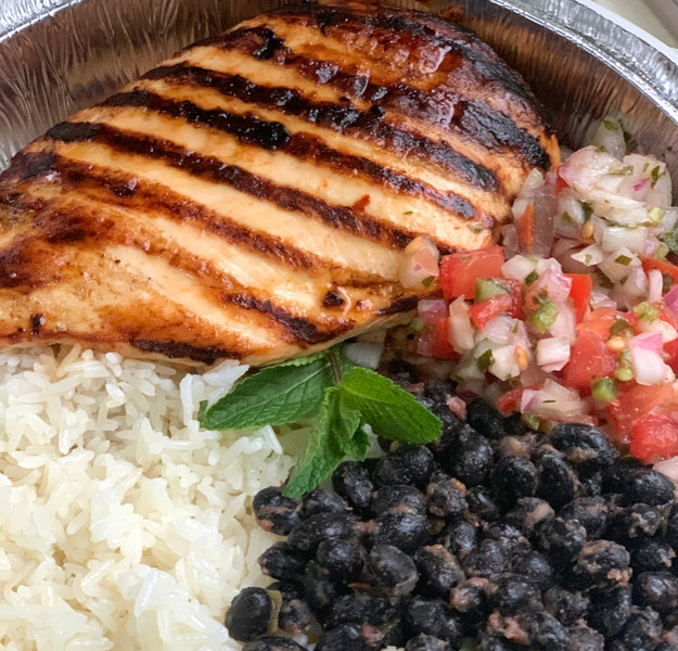 Chicken Chipotle Meal