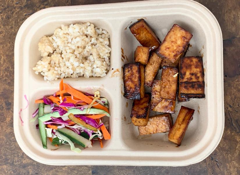 "Tofu ""Banh Mi"""