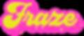 Fraze Shade logo