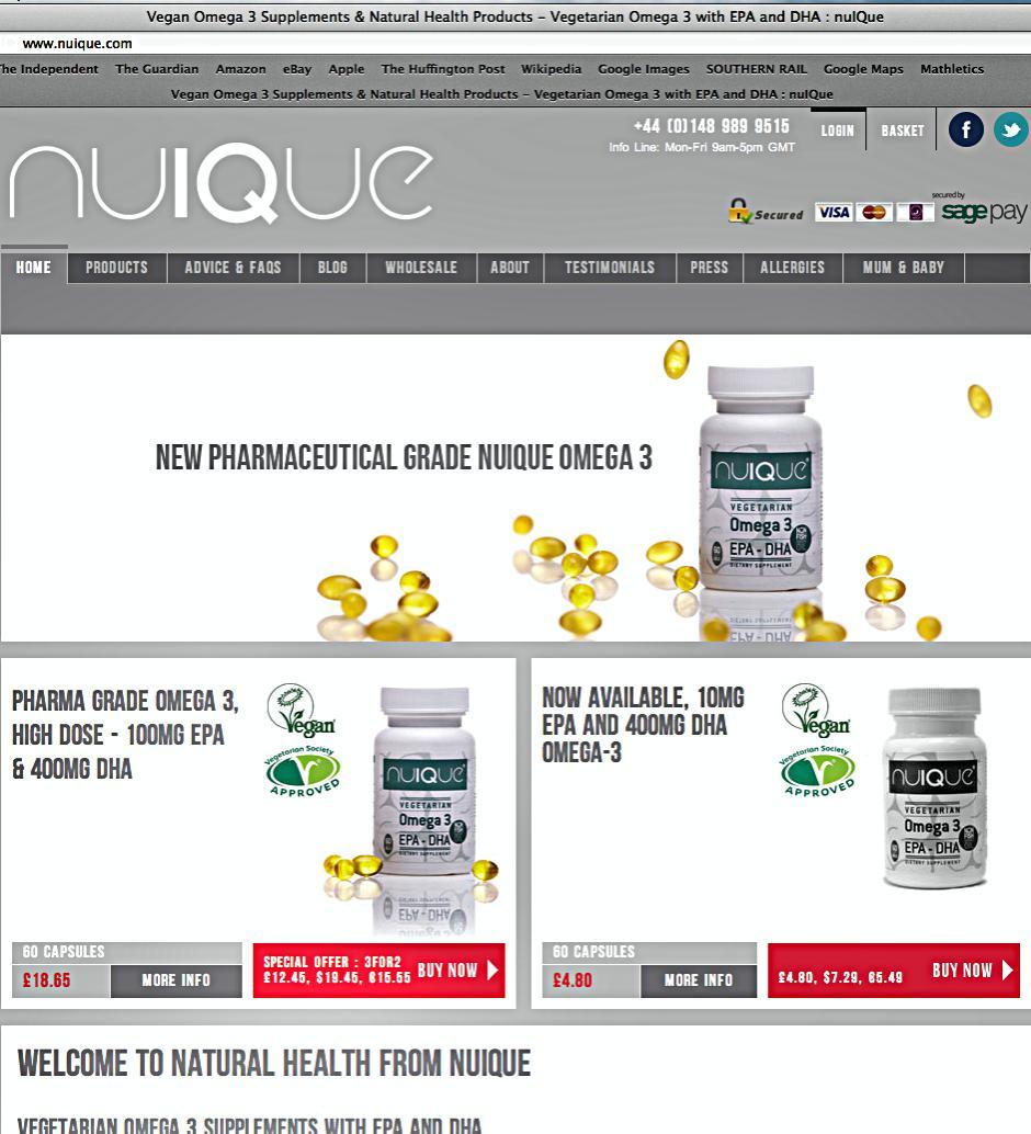 Nuique Supplements