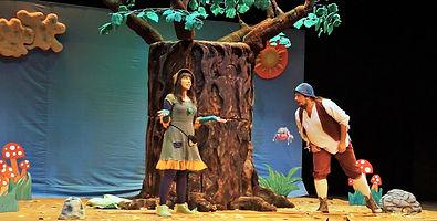 Este es el árbol de la fantasía