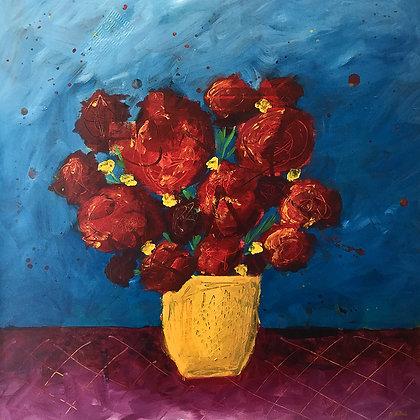 Flowers for Rosina
