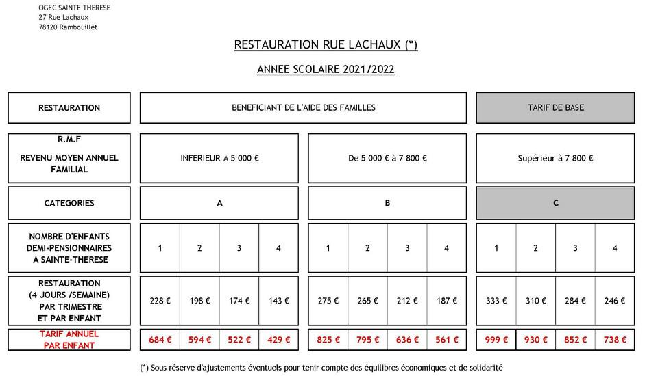 Tarifs 2021-2022 Cantine Lachaux.jpg