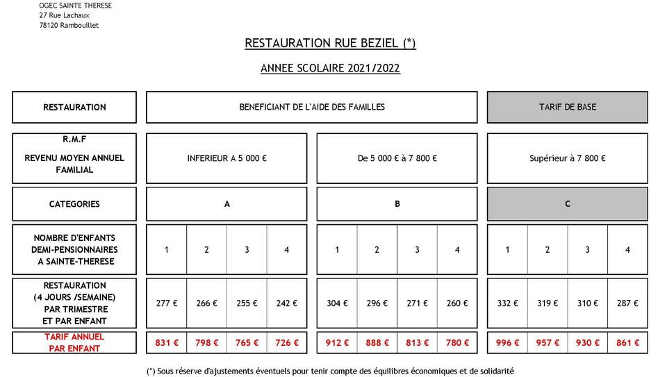 Tarifs 2021-2022 Cantine Béziel.jpg