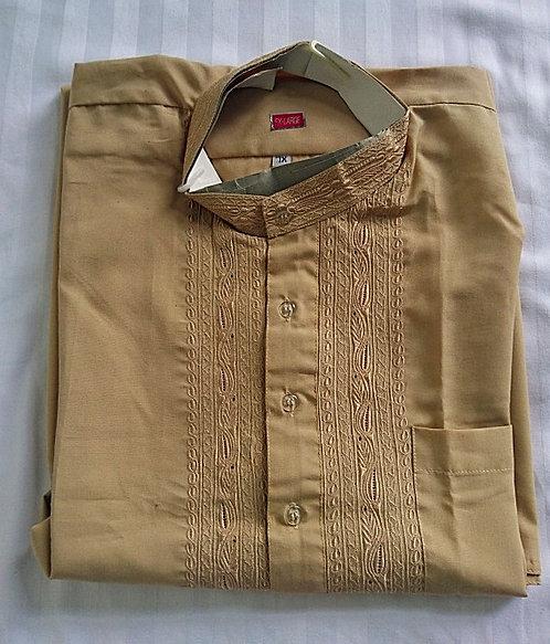 Light brown long kurta only