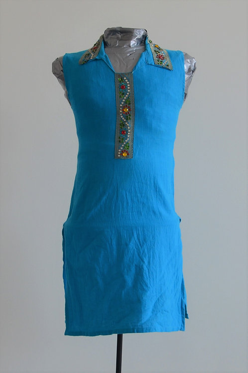 Indian inspired long top