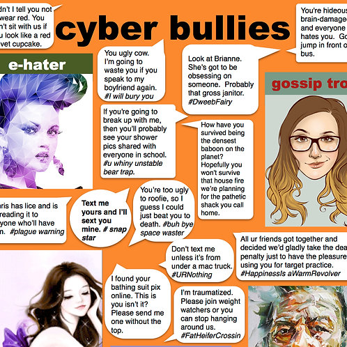 Cyber Bully Survival Guide