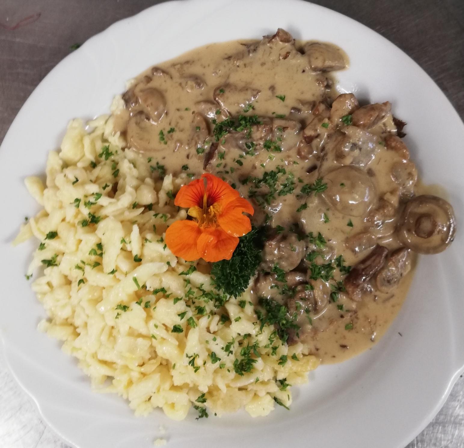 Almschnitzel