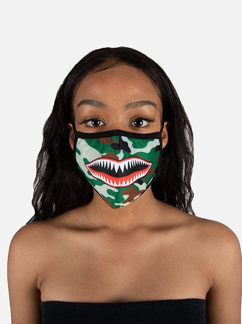 Face Mask - Warplane Mask