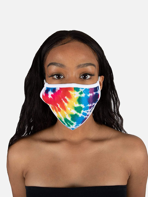 Face Mask - Tye Dye