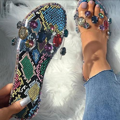 Sandals - Ruby Snakez