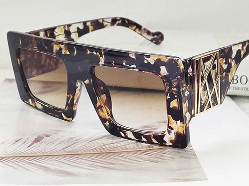 Sunglasses - Leopard Blockers