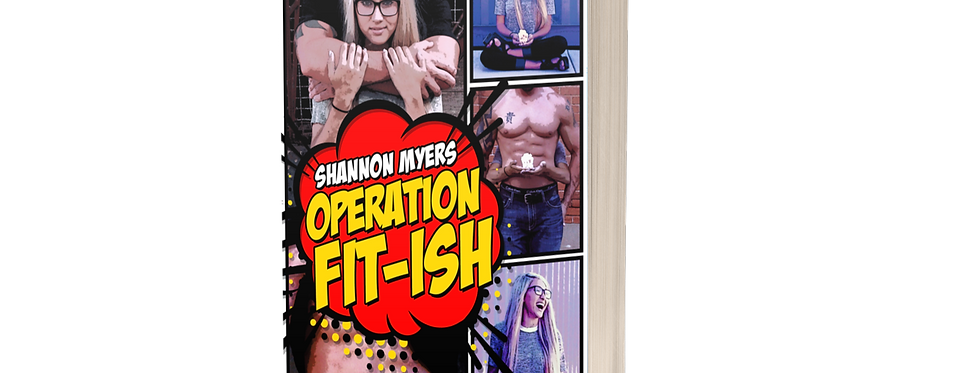 Operation Fit-ish (Operation Duet: Book 1)