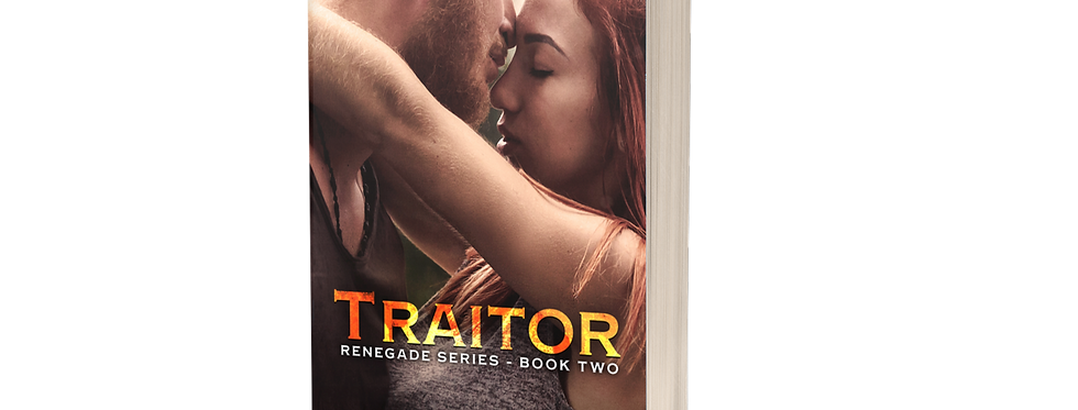 Traitor (Original Series Cover)
