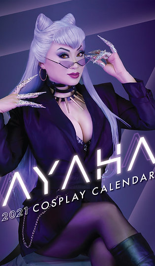 2021 Yaya Han Calendar