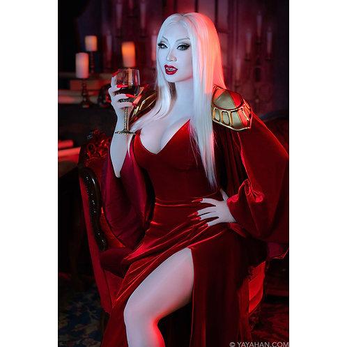 Signed Poster/Print - Vampire Queen