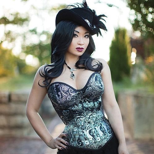 Cupped Corset Pattern by Yaya Han (Autographed)