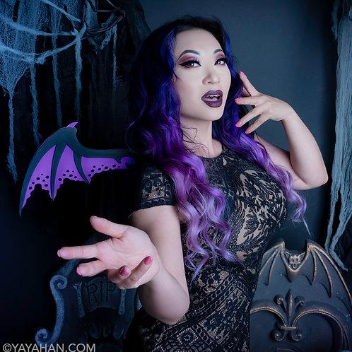 Tattered Bat Wings