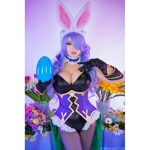 Signed Poster/Print - Camilla Bunny Surprise Egg