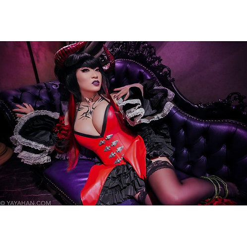 Signed Poster/Print - Lounging Eliza