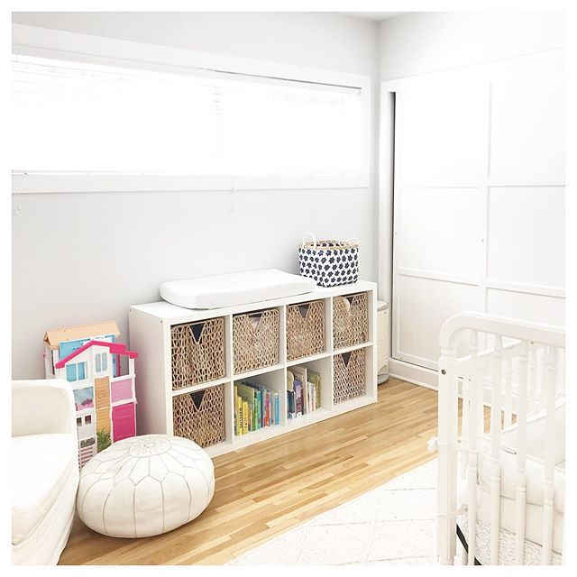 The cutest little nursery we ever did se