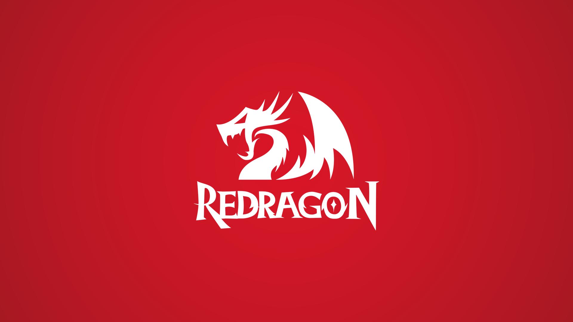 Wallpaper Redragon - Red