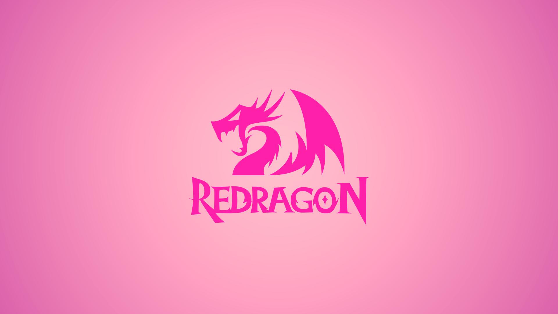 Wallpaper Redragon - Pink
