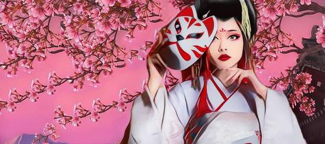 'Sakuras' por Rafa Nascimento