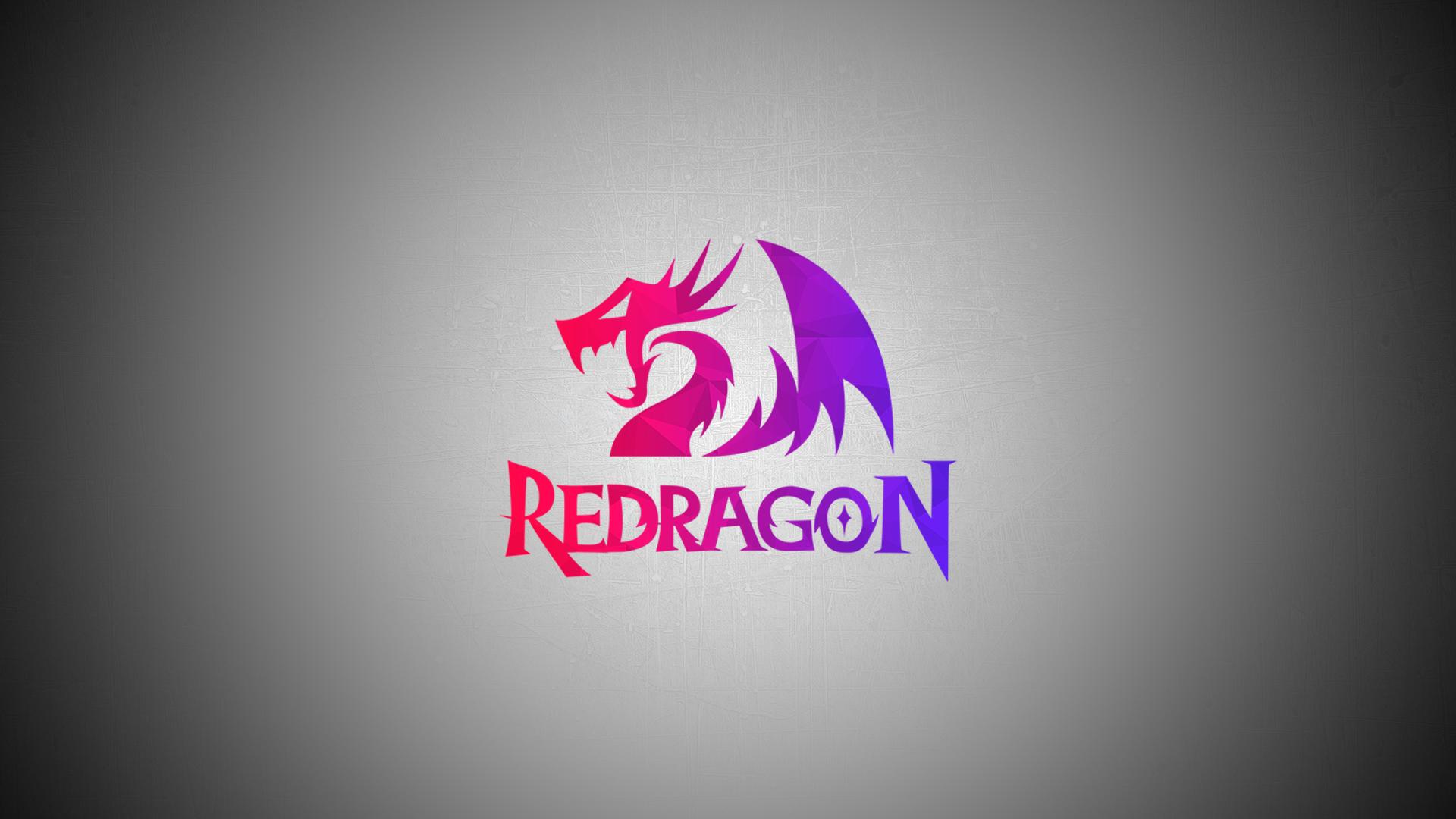 Wallpaper Redragon - Pink Purple