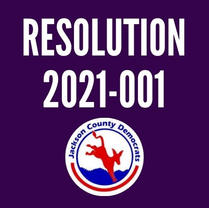Resolution 2021-001