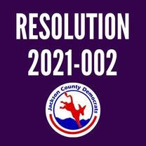 Resolution 2021-002