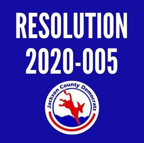 Resolution 2020-005
