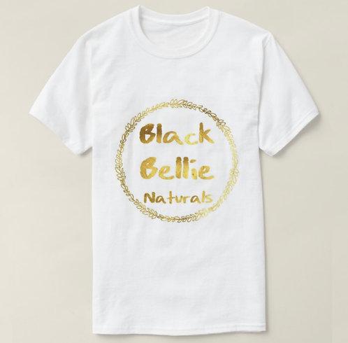 Black Bellie Naturals Signature T-shirt