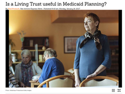 Is a Living Trust useful in Medicaid Planning?