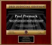 2021 AV judicial rating