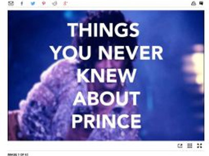 Who might inherit Prince's millions?