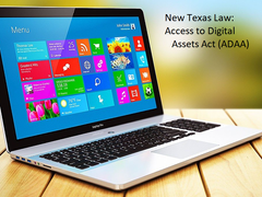 New laws: The Access to Digital Assets Act