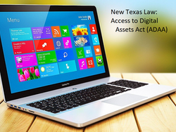 New Texas Law: The Access to Digital Assets Act