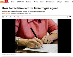 How to Reclaim Control from Rogue Agent