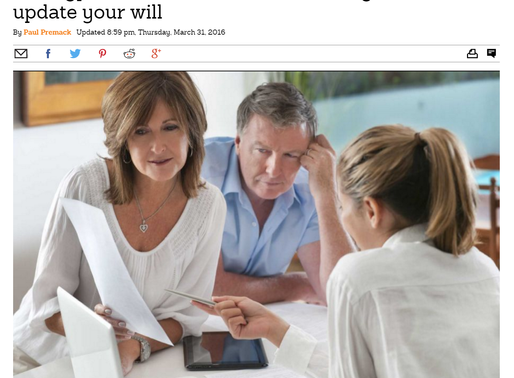 The bypass trust and 4 other reasons you should update your Will