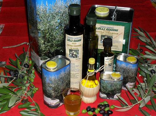 Olio extravergine di oliva 1 Lt.