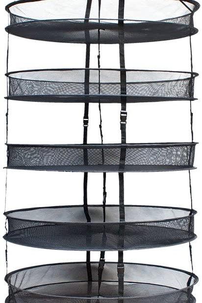 LightHouse Round Dry Rack