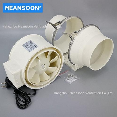 HZ Mixed-Flow Inline Fan